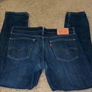 511 Levi's jeans size 36/32